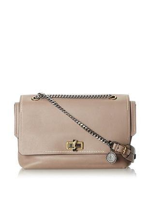 Lanvin Women's Big Happy Bag, Beige