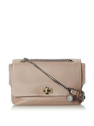 Lanvin Women's Big Happy Bag, Beige