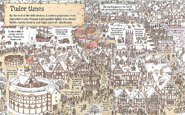 See Inside: London: Stanford Website, London Maps