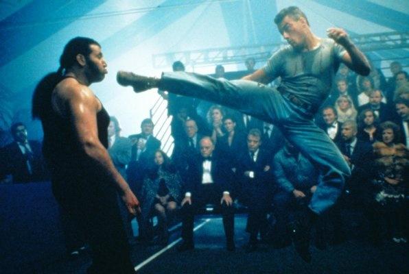 Jean Claude Van Damme #kickboxing #fullcontact #karate