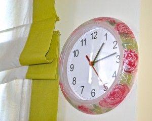 Cum sa…infloresti un ceas