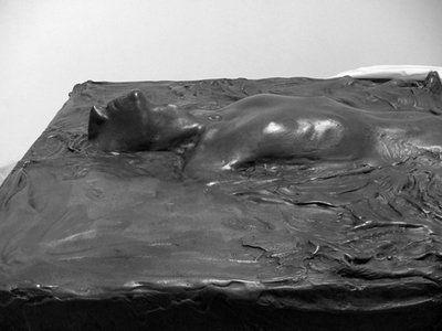 Silence / Csend  Molnár LeventeSzobrász/Sculptor http://www.molnarlevente.com/