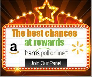 Harris poll Online p     Harris poll Online presents their individuals the possibility to earn gift cards in exchange for his or her participation. Whenever you earn 1250