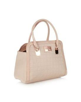 Lipsy Natural Quilted Tote Bag Debenhams Siv Collections Kim Sears Wimbledon Wardrobe Pinterest Bags And