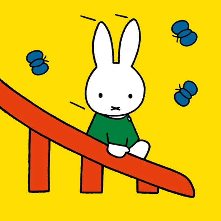 Known worldwide as Miffy - started as Nijntje