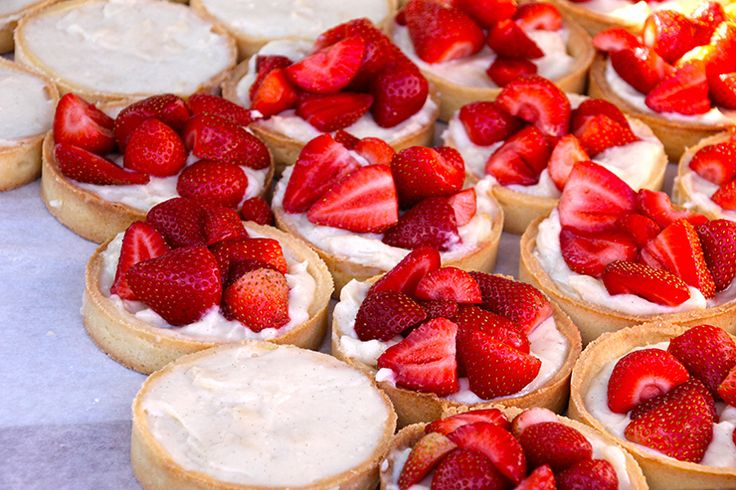 Load up the car boot with fresh treats at Harvest Launceston Farmers' Market