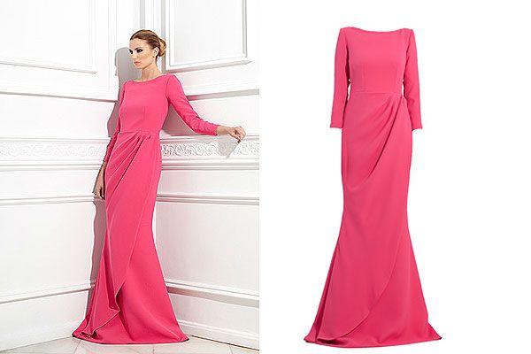 Vestidos de madrina de Vicky Martín Berrocal #boda #vestidos