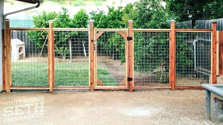 Hog Wire Fence Panels Home Depot Outdoor Pinterest Depot Fence Hog Home Outdoor Panels Pinterest Ideias De Cerca Jardim De Casa Simples Cercas