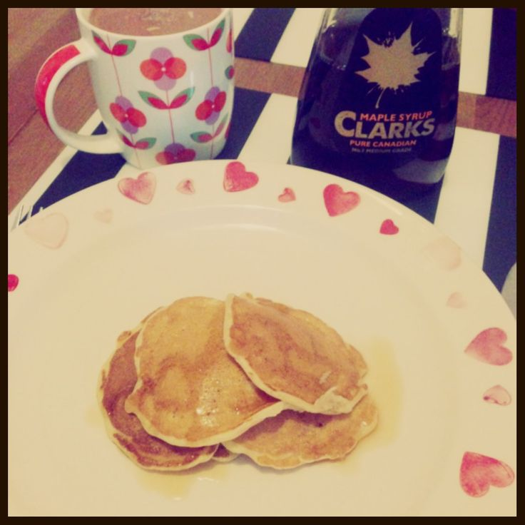 Cookies and Cwtches | Breakfast With Clarks Maple Syrup | http://cookiesandcwtches.com