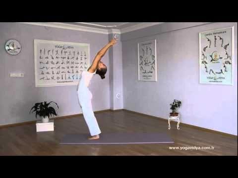 Yoga Vidya Türkiye - Surya Namaskara - Güneşle bağlantı (Full)