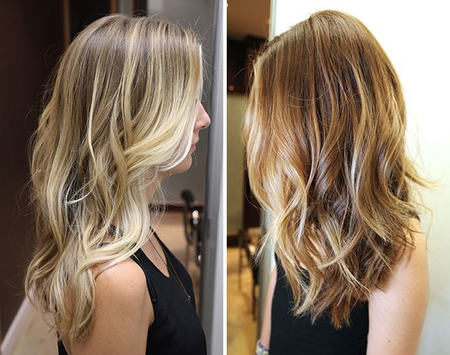 11 Trending Hair Colors You Should Try This Winter via Brit + Co