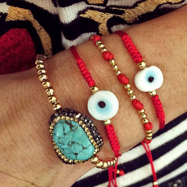 Set By Vila Veloni Lucky Bracelets