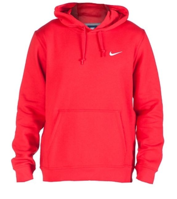 522cbc337f93 red nike hoodie Red Nike Sweater