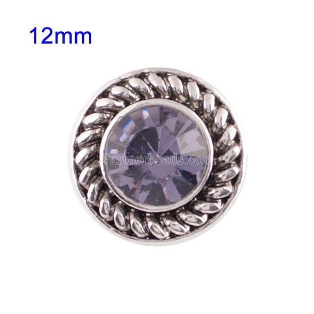 12 мм небольшие металлические защелки кнопки для сердца 12 мм кнопку ювелирные изделия fit небольшой оснастки ювелирные изделия KS7002-S