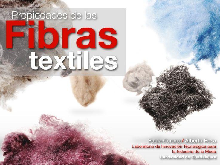 propiedades de las fibras textiles