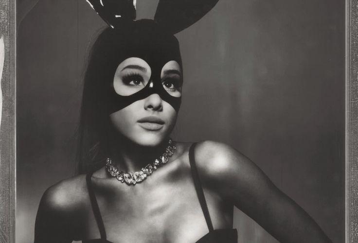Loucuras de fâs! Ariana Grande a pequena com uma grande voz!
