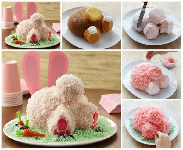les 25 meilleures idées de la catégorie gâteaux en forme de lapin
