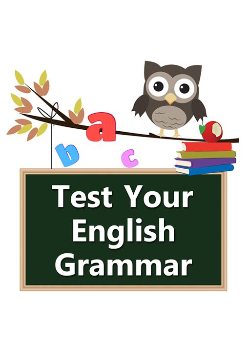 English grammar correction