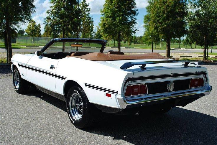 1973 Ford Mustang for sale #1880991 | Hemmings Motor News