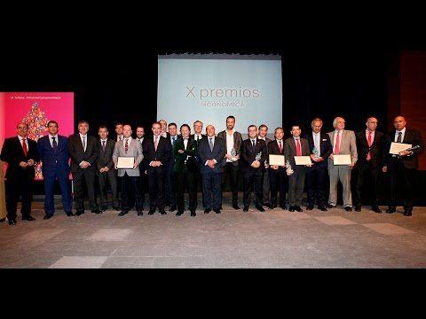 Galardonados en los X Premios Castilla y León Económica