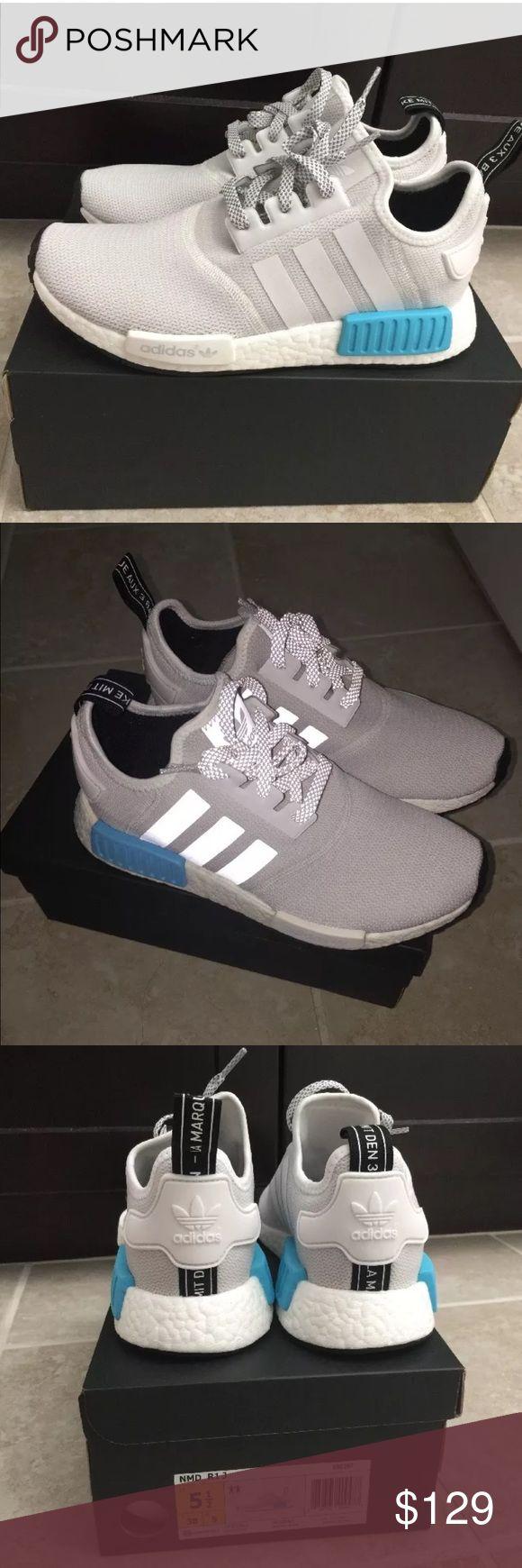"Adidas Nmd R1 ""wool 11 from Adam's closet on Poshmark"