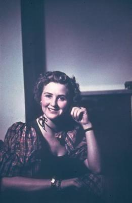Eva Braun unknown date