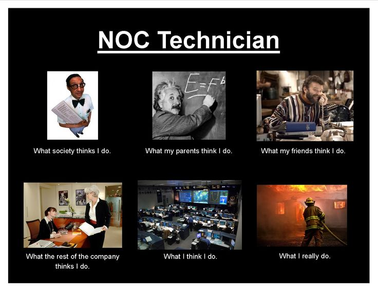 After all my friends asking me what exactly I do as a NOC (Network Operations Center) Technician for a fiber optic telecommunications company, I decided to create this visual to break it down. Hopefully other NOC techs out there will enjoy this.