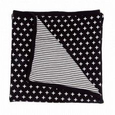 Lily and George Mono Blanket   New   Bow and Arrow Home Store