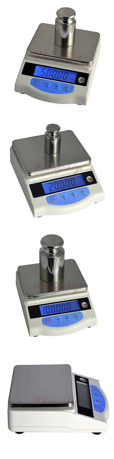 Pocket Digital Scales: 2000G X 0.01G High Precision Digital Scale Balance W Germany Sensor + Counting BUY IT NOW ONLY: $115.0