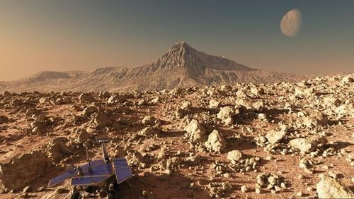 Planet Mars Pictures 50
