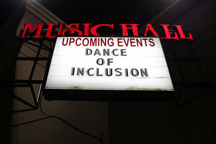2014 Dance of Inclusion, London Music Hall.