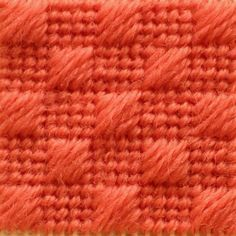 New to Needlepointing? Try These 56 Needlepoint Stitch Tutorials: Scotch Checkerboard Stitch