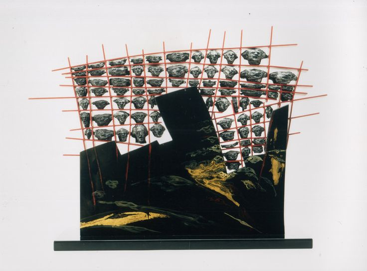 "Jean-Michel Fichot Sculpteur » ""Enfeu"" n°11"