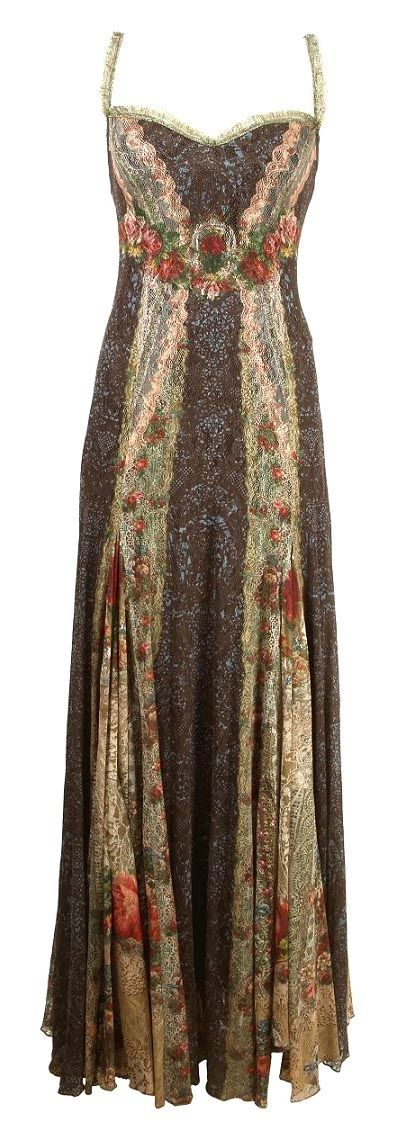 Love this -- but it comes with a price tag of Two thousand, four hundred, fifty dollars... Guess I need to find a way to DIY or alter a gown to create some version of this for myself...   It's good inspiration though!!