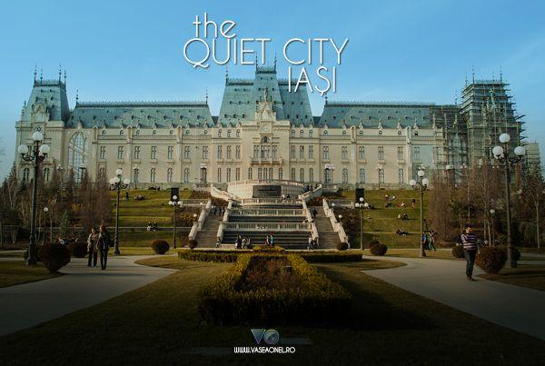 The Quiet City – IASI