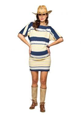 Sukienka Aviano paski żółto-niebiesko-szare/dress Aviano http://maternity24.pl/pl/p/Sukienka-Aviano-paski-zolto-niebiesko-szare/1490