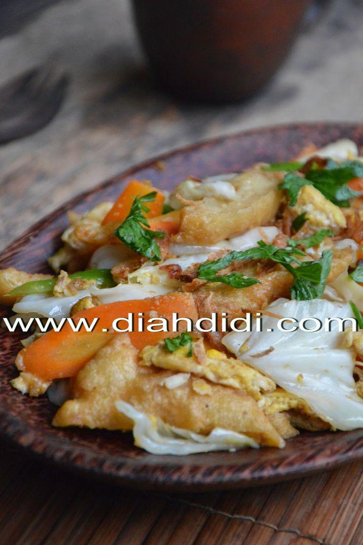 Diah Didi's Kitchen: Gandum / Kekian Goreng Udang
