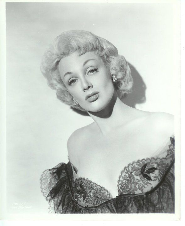 Jan Sterling 1951 Glamour Girls Of The Silver Screen