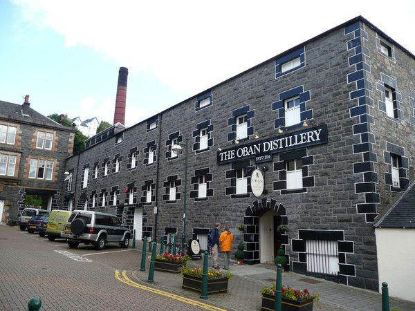 The History of Oban Distillery