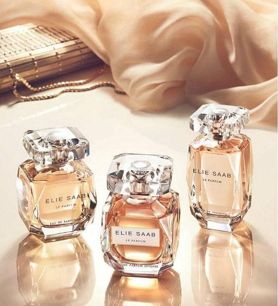 The Rose Garden - Elie Saab perfumes