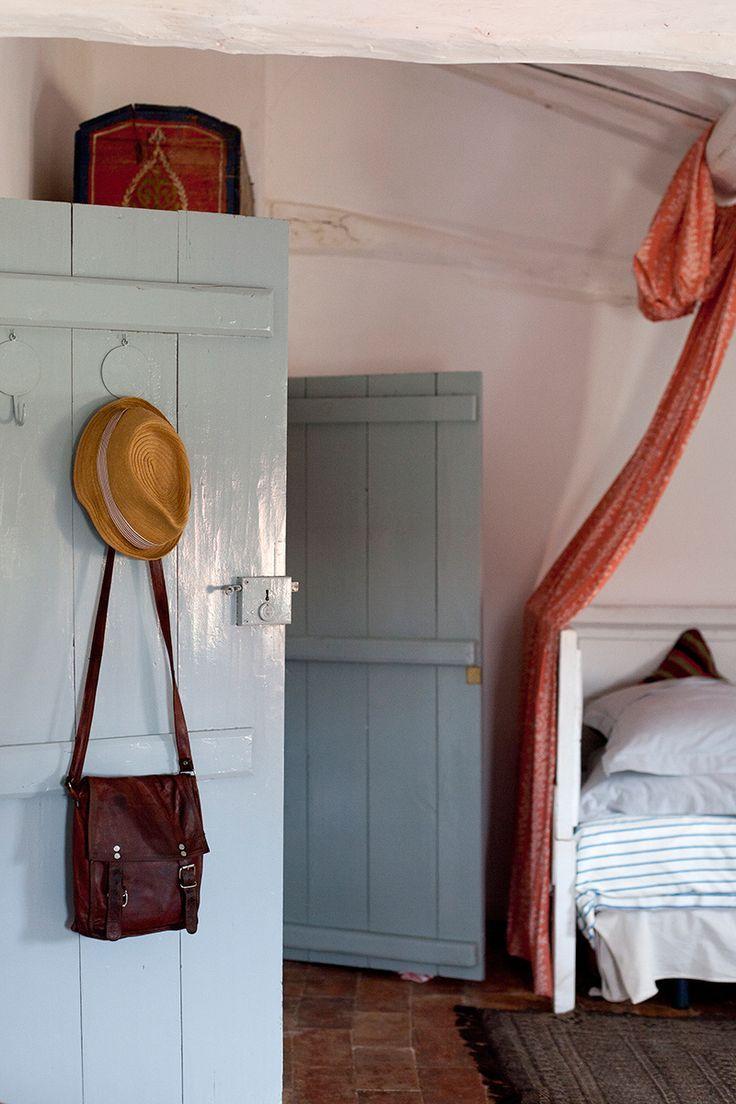 De boeren-slaapkamer