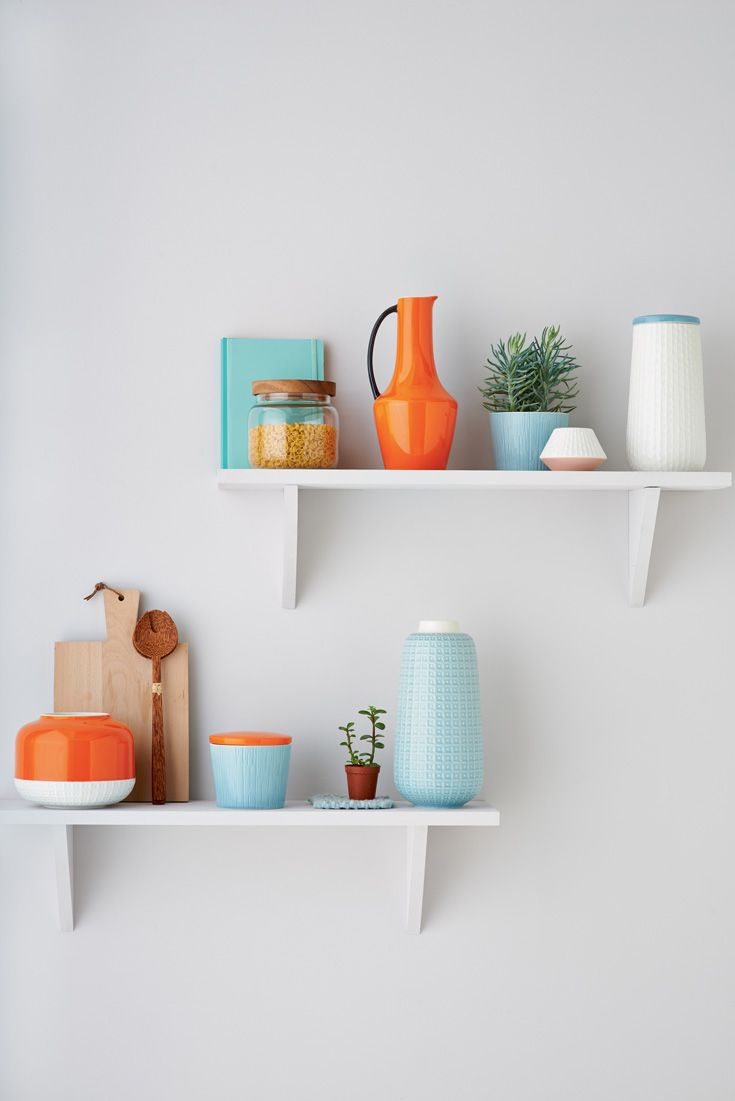 HemingwayDesign for Royal Doulton: light, bright ceramics