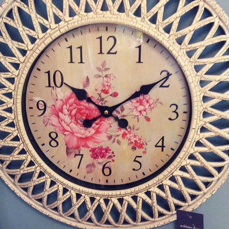Cat este ceasul? :) #ceas #clock #decoratiuni #AmbianceDeco
