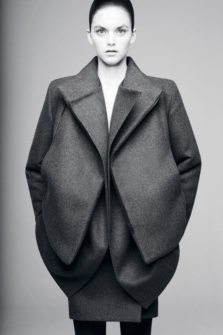 Rad by Rad Hourani Ready To Wear Fall Winter 2014 Paris