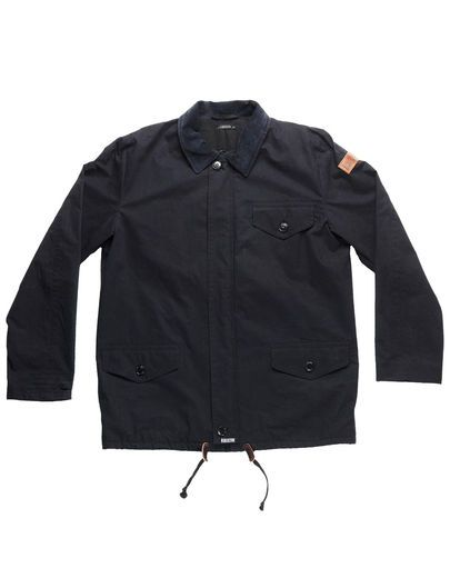 R-Collection Wax jacket