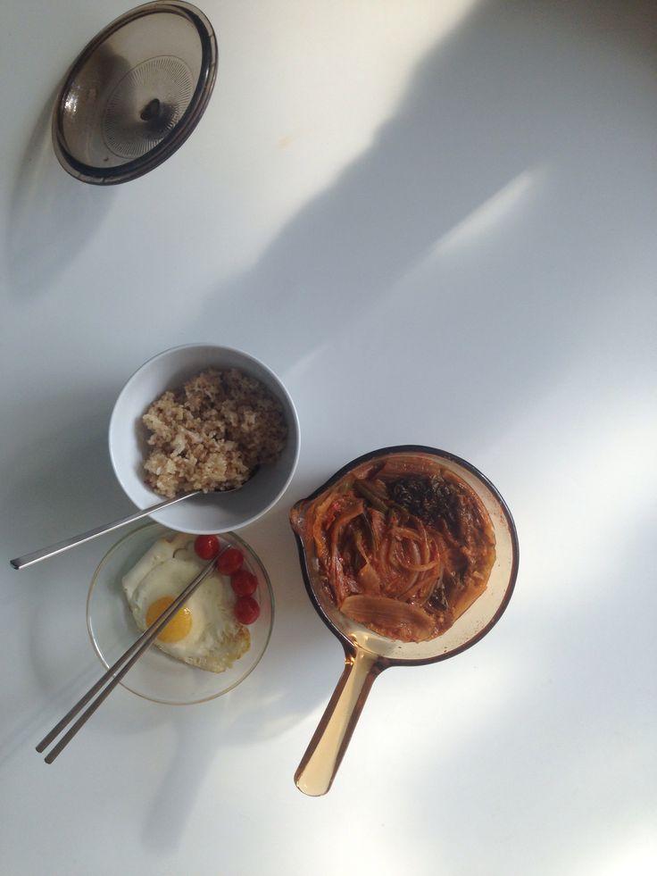 나른한식사