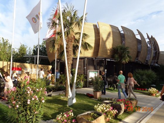 #Expo2015 in #Italy - #Indonesia