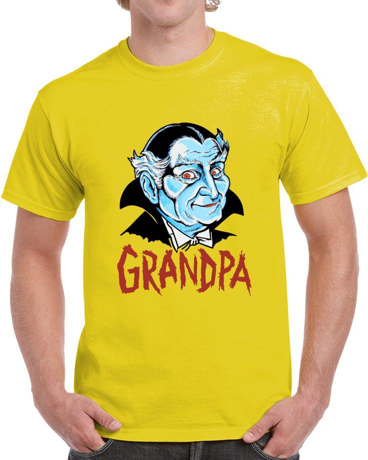 Grandpa Munsters  T Shirt
