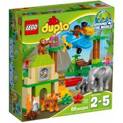 Lego Duplo 10804 Džungle | heureka.cz