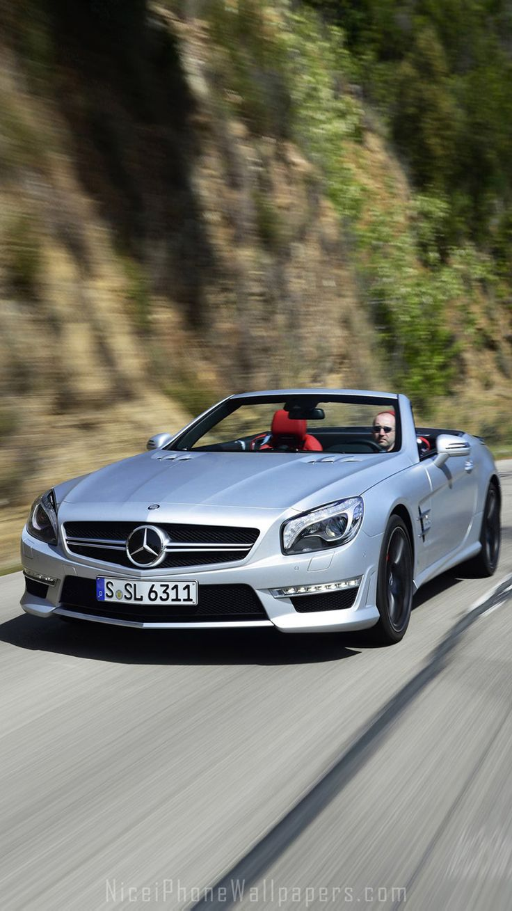 mercedes benz sl63 amg iphone 6 6 plus wallpaper cars